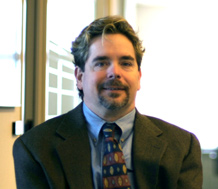 Staff photo of Kurt Larsen