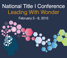 News image for the 2015 National Title I Conference