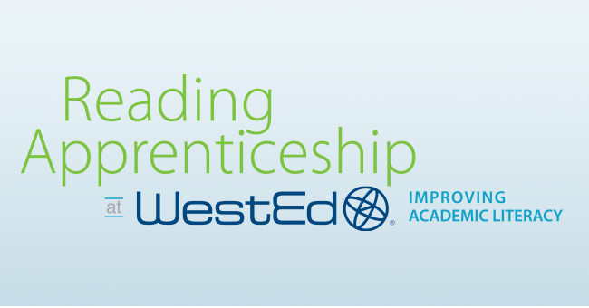 Reading Apprenticeship and USDOE