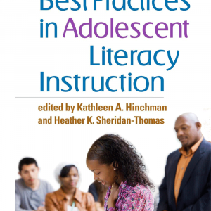 Cover image of Best Practices in Adolescent Literacy Instruction, Second Edition