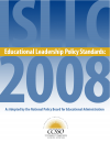 Cover image for Educational Leadership Policy Standards: ISLLC 2008