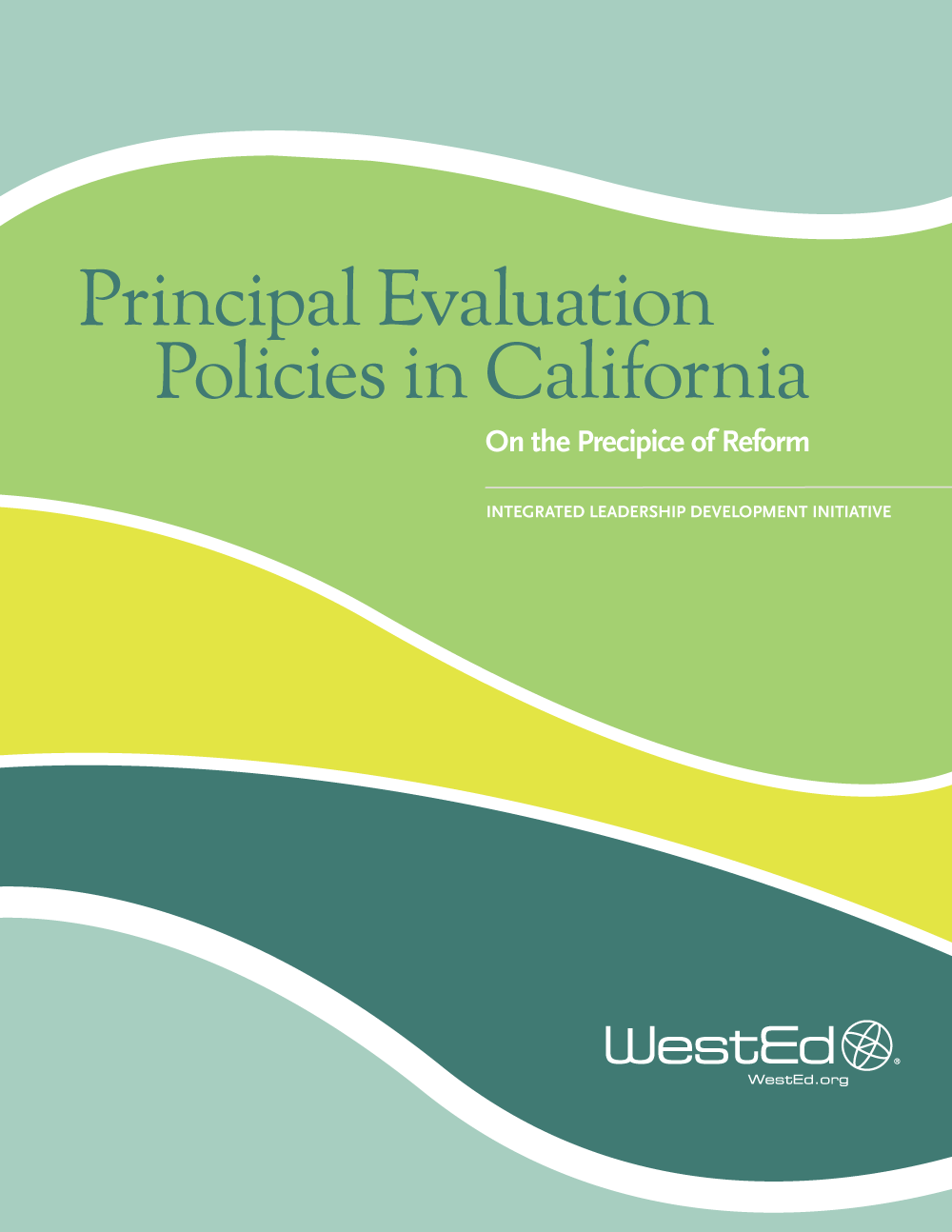 Cover image for Principal Evaluation Policies in California on the Precipice of Reform