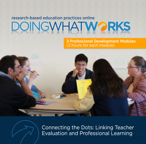 Cover image for Connecting the Dots: Linking Teacher Evaluation and Professional Learning