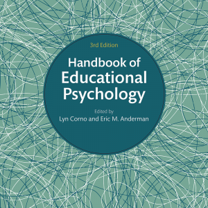 Cover for Handbook of Educational Psychology (3rd Edition)