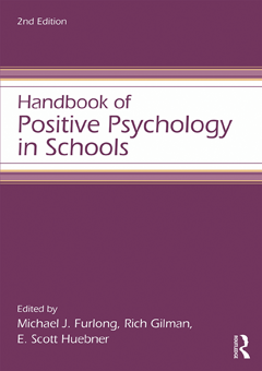 Cover for Handbook of Positive Psychology in Schools, 2nd Edition