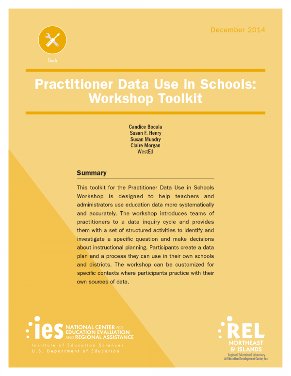 Cover image for Practitioner Data Use in Schools