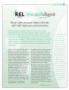 Cover image of REL West Digest #11